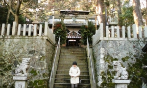 熊野神社元旦