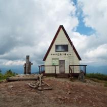 13-氷ノ山頂上