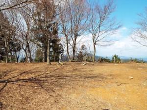 18-山頂・金山城跡