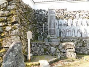 8-明智煕子墓