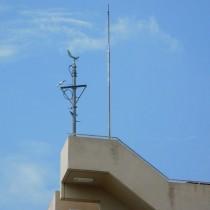 8-風向風速計と日照計