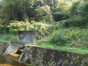 16-池尻川への流入地点