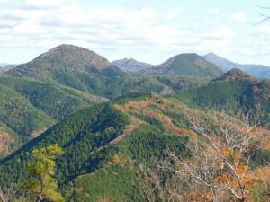 19-東側の山々