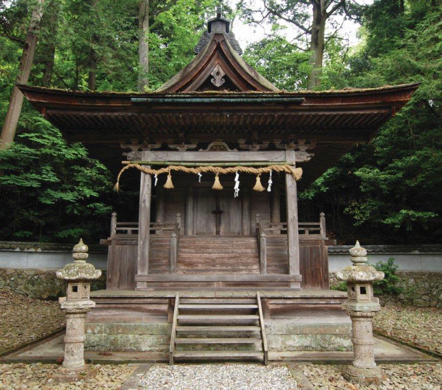 三田の魅力貴志御霊神社2トリミング
