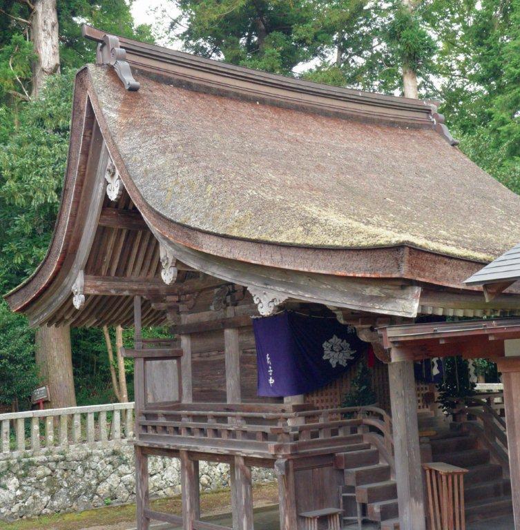 高売布神社