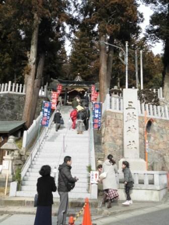 三輪神社圧縮