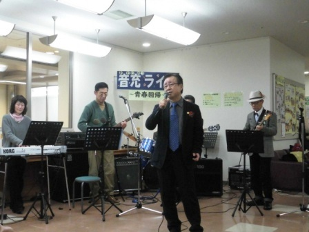 篠山ボーカル