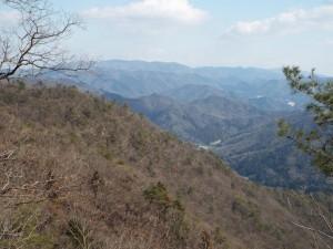 6-東側の山並