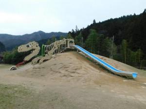 丹波竜の里・滑り台