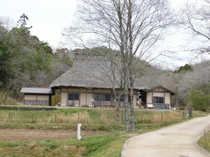 1-西の谷の農舎