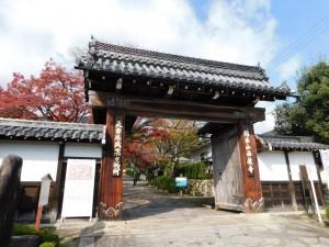2-西教寺総門