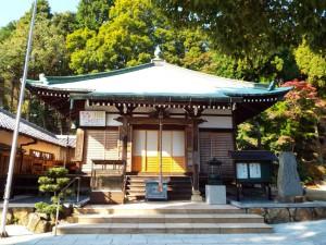 3-鷲林寺本堂
