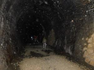 6-北山第1トンネル内部