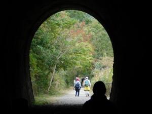 7-北山第1トンネル出口