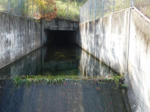 8-放水トンネル出口