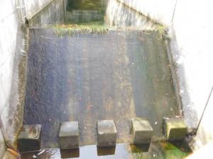 9-放水トンネル出口・減勢工