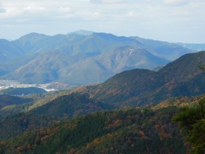 20-北西の山々