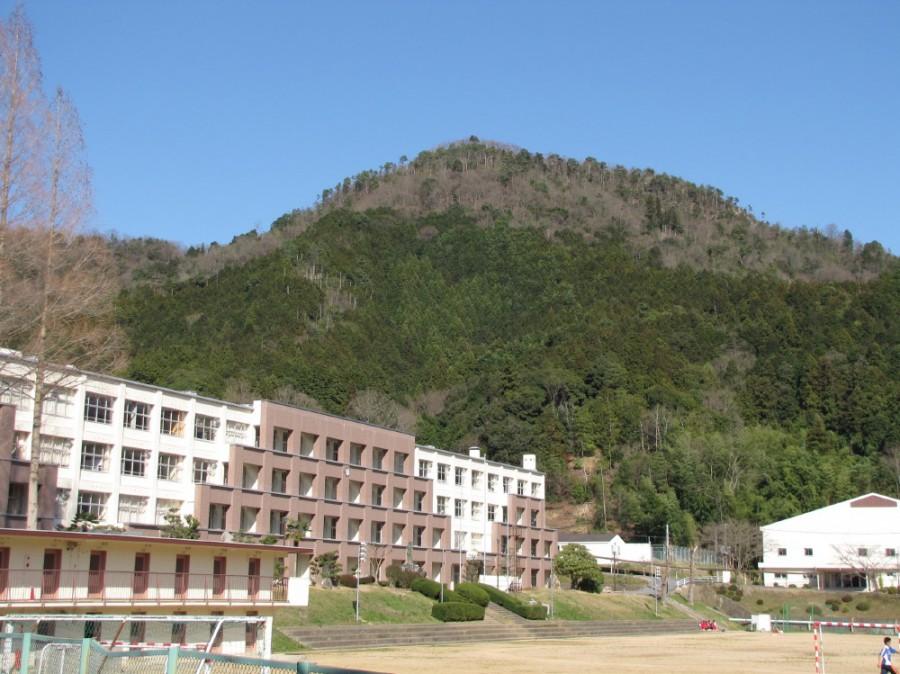 21-城山と氷上高校