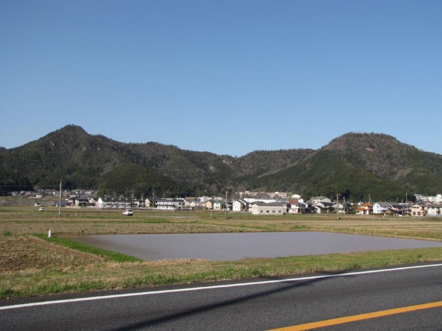24-黒井城跡遠望