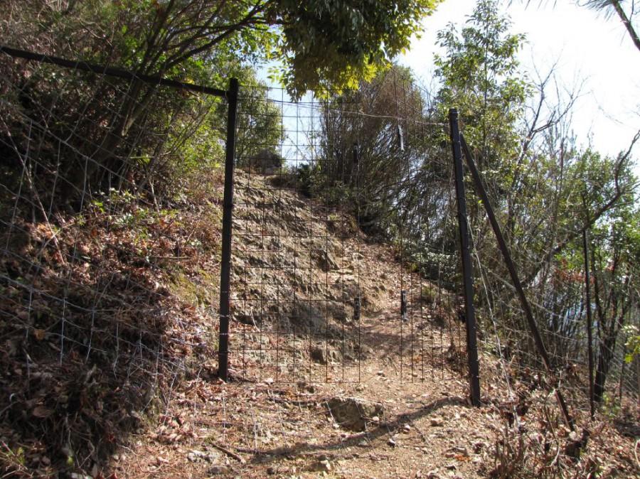6-頂上直下のゲート